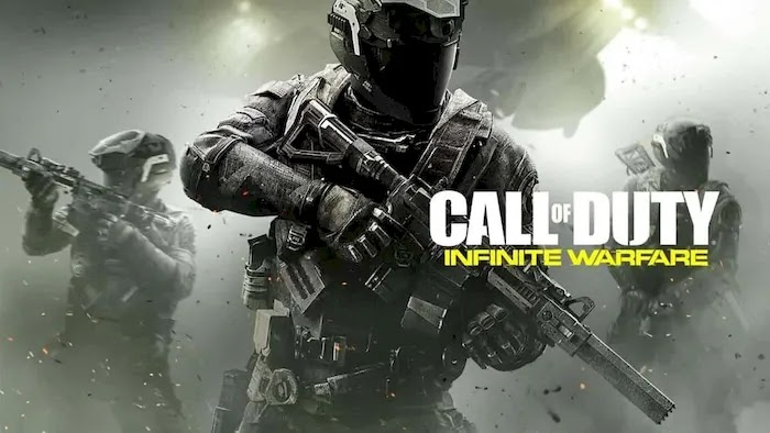Game Sequence Call of Duty Infinite War