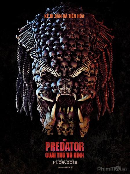 Quái Thú Vô Hình 4 - Predator 4: The Predator (2018) | HD-Vietsub+Thuyết minh