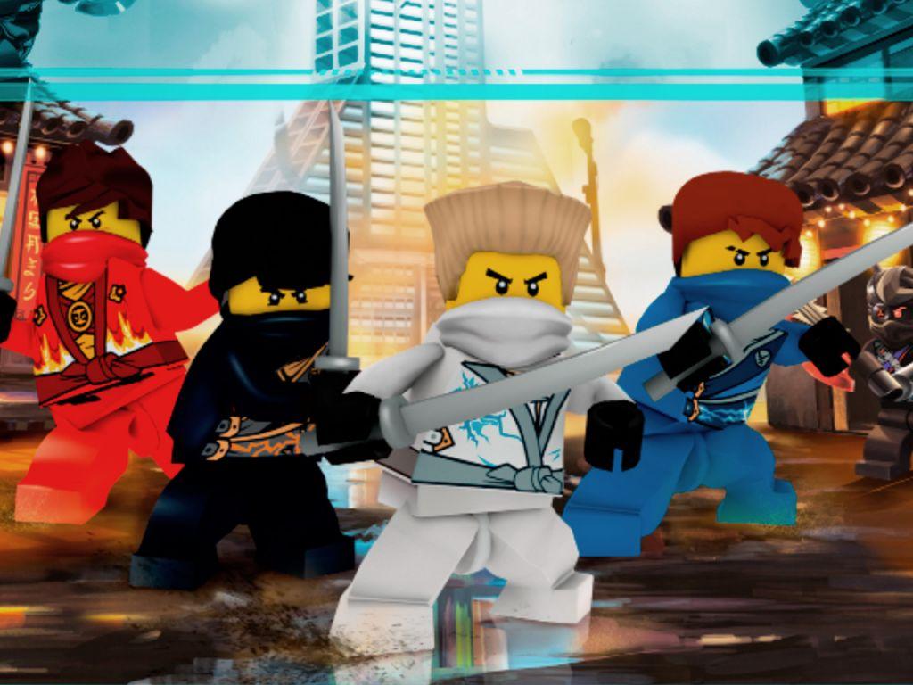 Ninjago ouftivi - Lego ninjago d or ...