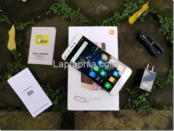 Paket Pembelian Xiaomi Mi5