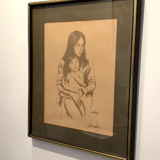 Minney Signed Lithograph