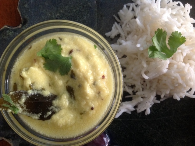 Home on my range kadhi what do you cook for someone with an upset stomach if you have grown up in bombay it could be kadhi it is on the menu for dinner forumfinder Image collections