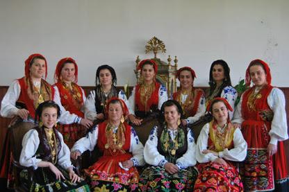 Grupo Folclórico de Santa Marta de Portuzelo