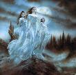Three Beauty Vampires
