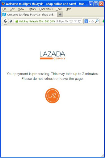 how to pay installment in lazada malaysia