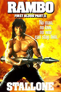 Chiến Binh Huyền Thoại 2 - Rambo First Blood Part 2 poster