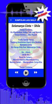 Kumpulan Lagu Malaysia Terbaik - screenshot