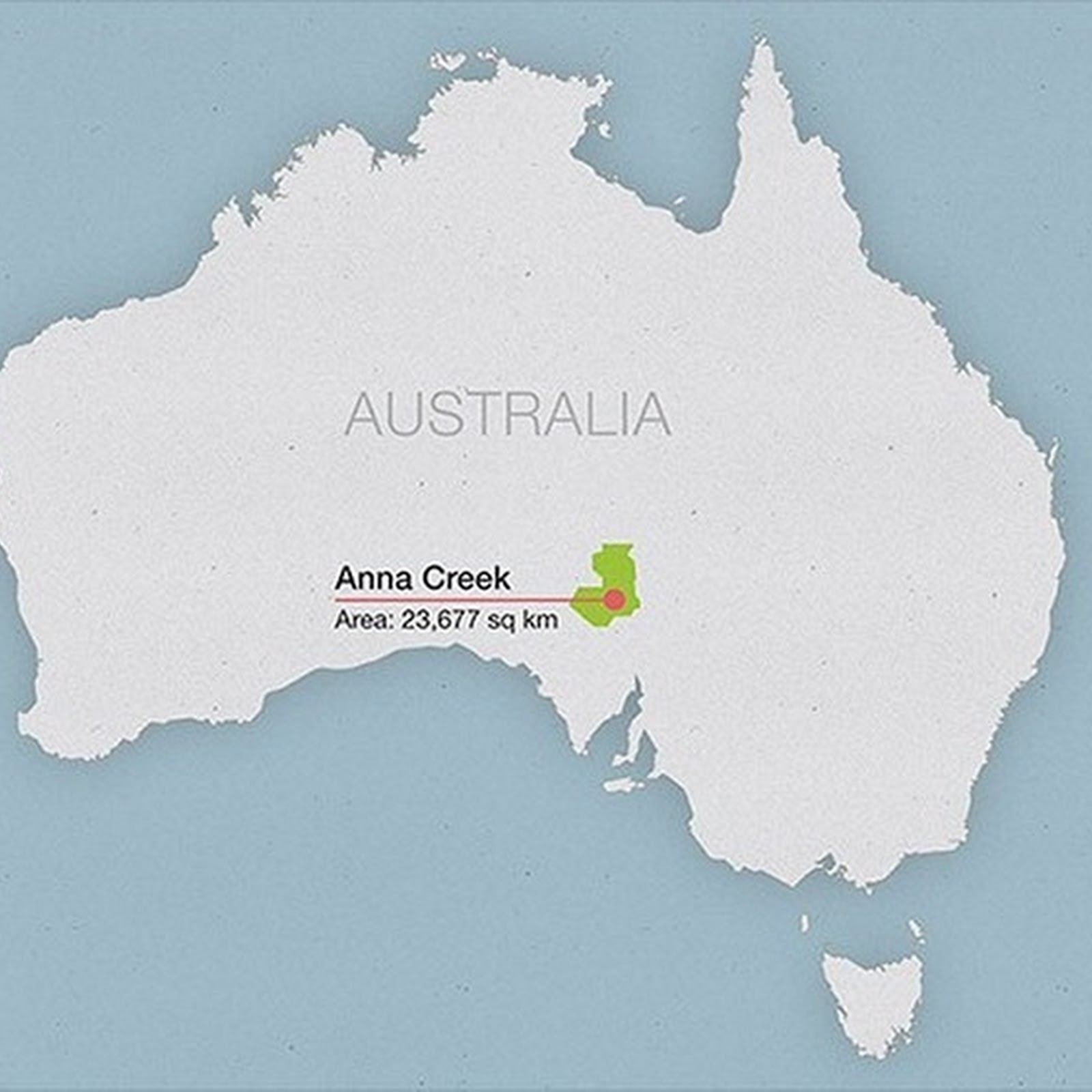 Anna Creek: A Cattle Station Bigger Than Israel