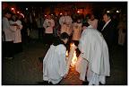 Velikonoční vigilie - žehnání ohně
