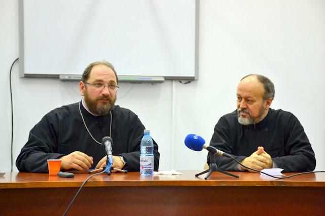 Pr. Constantin Necula despre tineri, FTOUB 056
