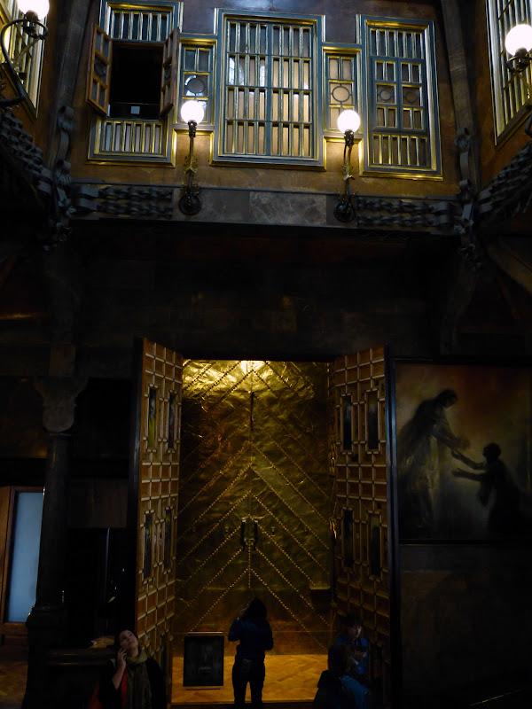 Les maisons de Gaudi P1350525