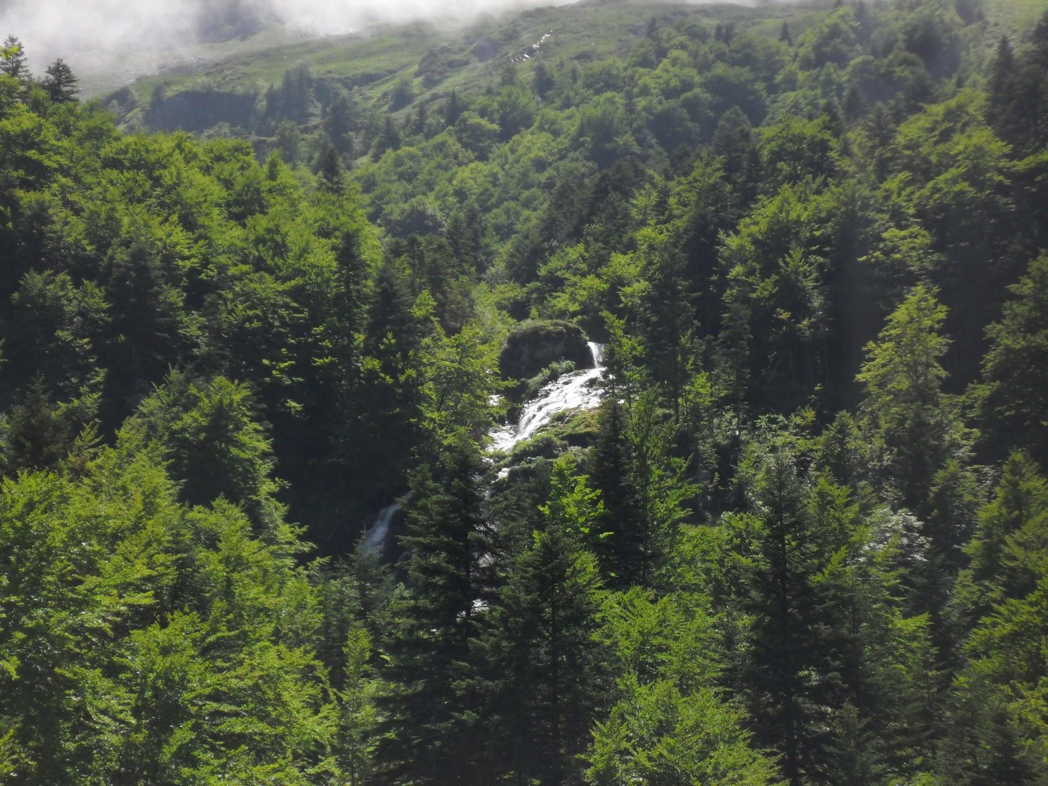 Cascade de Fouillet