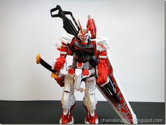 MBF-P02 Gundam Astray Red Frame -039