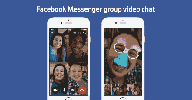 Facebook group video chat app on its way