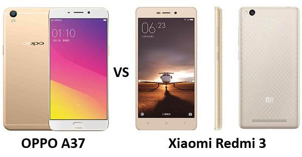 OPPO A37 vs Xiaomi Redmi 3. Mana Smartphone RAM 2 GB Terbaik?