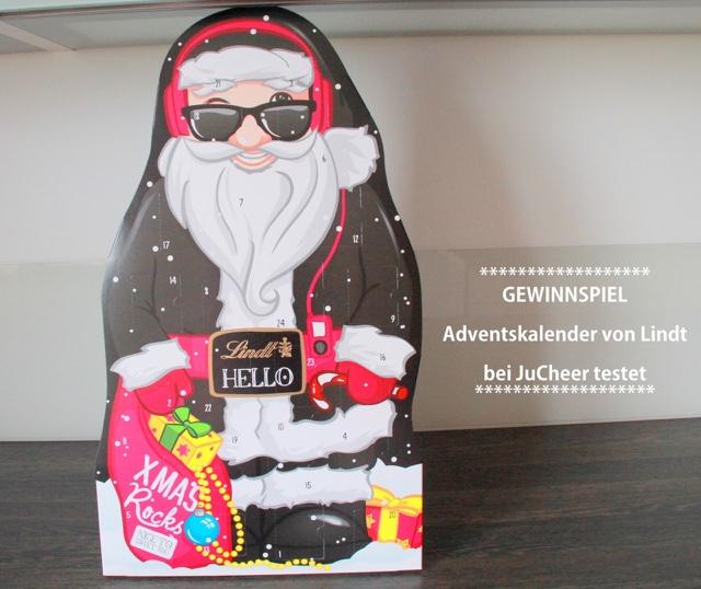 jucheer testet aufl sung lindt hello adventskalender gewinnspiel. Black Bedroom Furniture Sets. Home Design Ideas