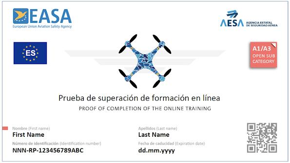 Carnet EASA