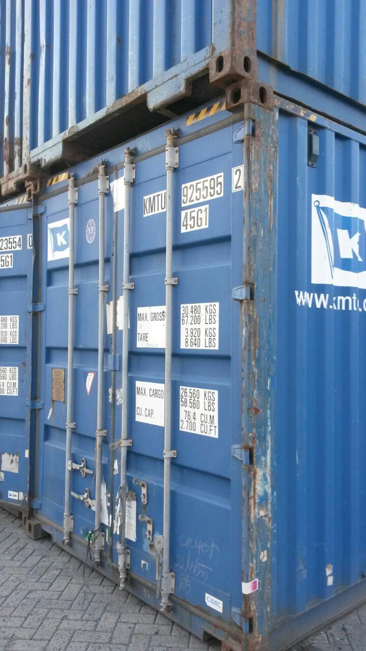 Jual Kontainer Bekas Murah Jakarta Utara Harga Container