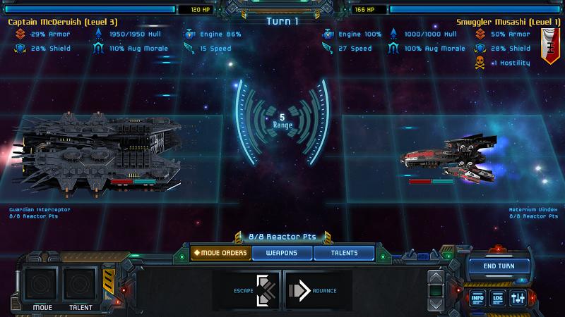 Star Traders: Frontiers Screenshot 0