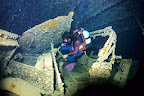 In The Red Sea is one of the most popular dive ship wrecks in the world: The Thistlegorm.