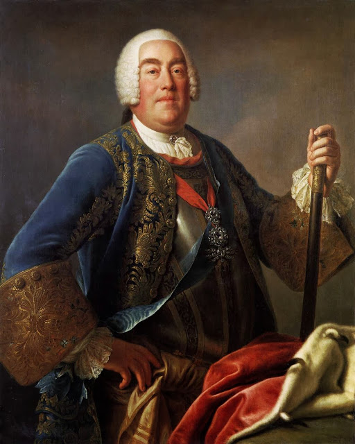 Pietro Antonio Rotari - King Augustus III of Poland