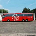 Mercedes Tourismo van Ajax / Oad Reizen