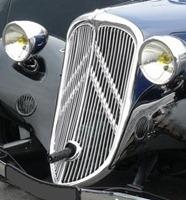 Citroën Traction calandre chromée