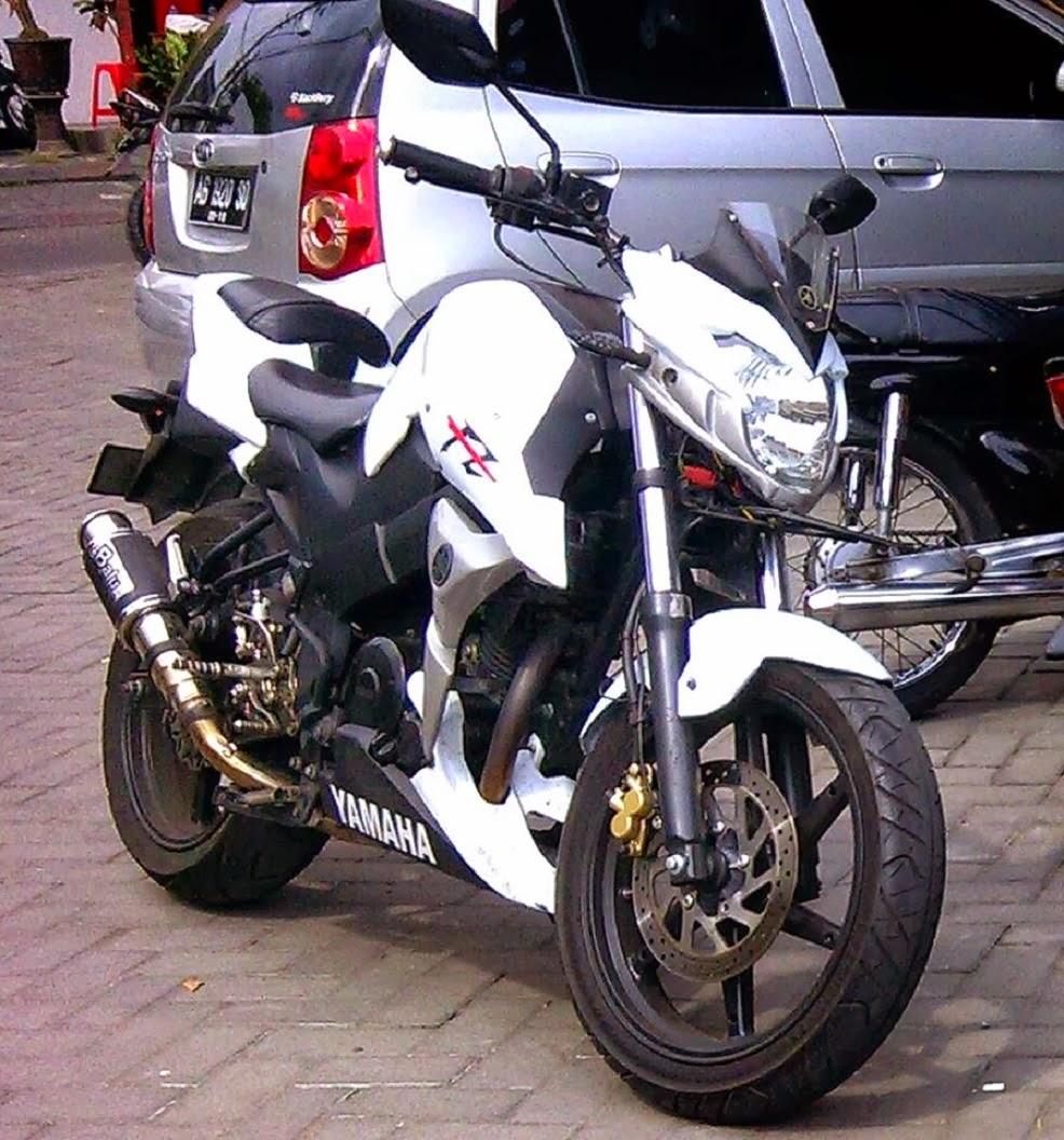 Modif Yamaha Byson Streetfighter