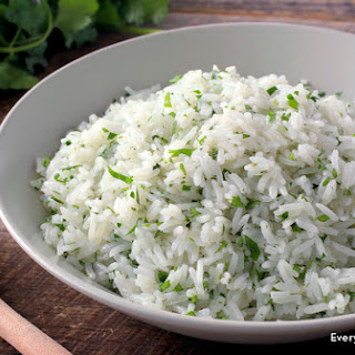Chipotle Lime Rice.