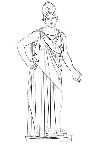 [athena-goddess-coloring-page%5B2%5D]