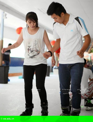 Hình 5: Trượt băng nghệ thuật Việt Nam Funclub - điểm đến thú vị của giới trẻ