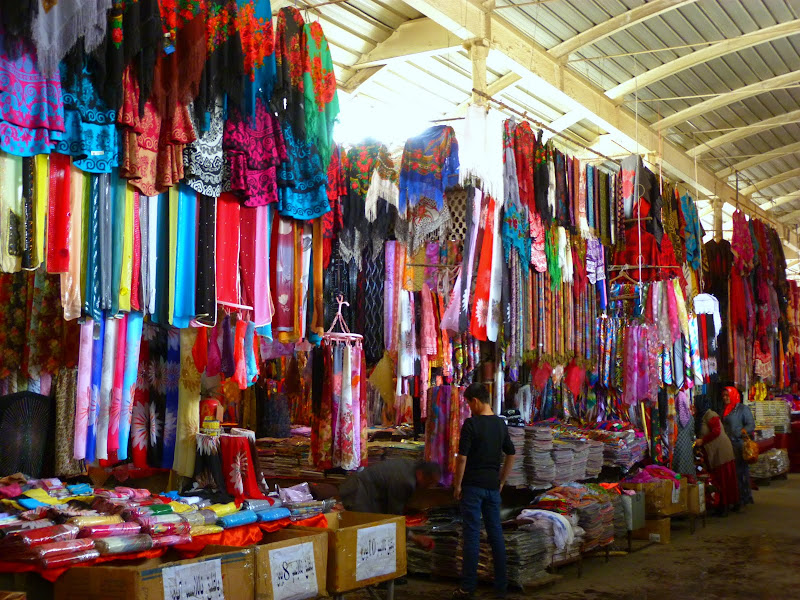 XINJIANG . Kasghar, le Grand Bazar - P1280373.JPG