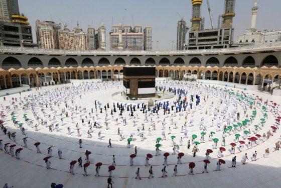 Sebanyak 327 WNI di Arab Saudi Ikut Haji Tahun Ini
