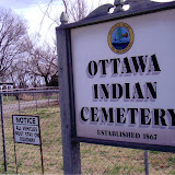 Ottawa Indian Cemetery - Miami