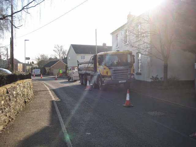 St Johns Close Resurfacing 23-03-2015. Pictures by Chris Cannon - IMG_1059.JPG