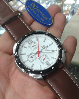 Jam tangan Mirage Chrono