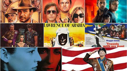 7 películas rodadas en Almería (y otra que pudo serlo) galardonadas en los Óscar