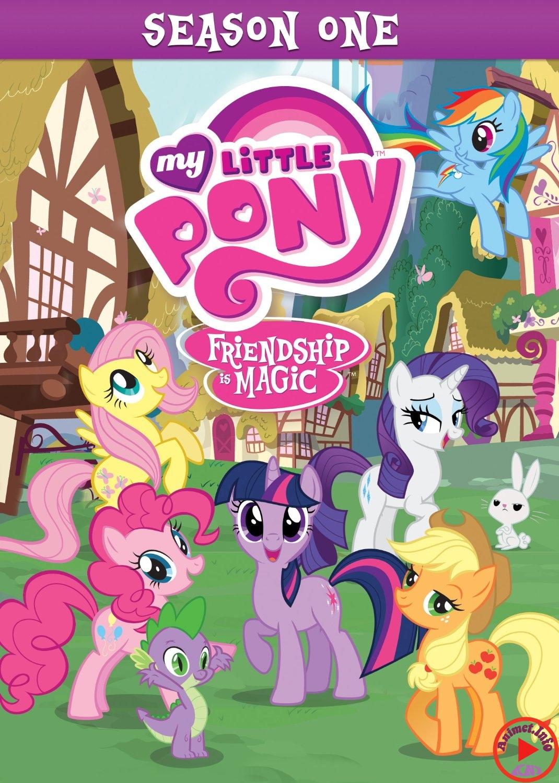 My Little Pony Friendship is Magic SS1 - My Little Pony: Friendship is Magic Season 1