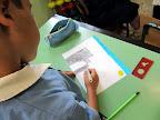 Scuola Primaria Parranoun disegno da esporre a Tokoname(Giappone) per una mostra di disegni di bambini di tutto il mondo primavera 2010