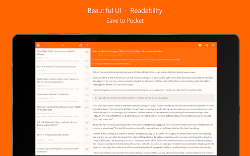 Hacker News (YC)- screenshot thumbnail