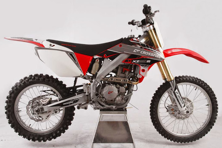 250cc XZR Crossfire Dirt Bike