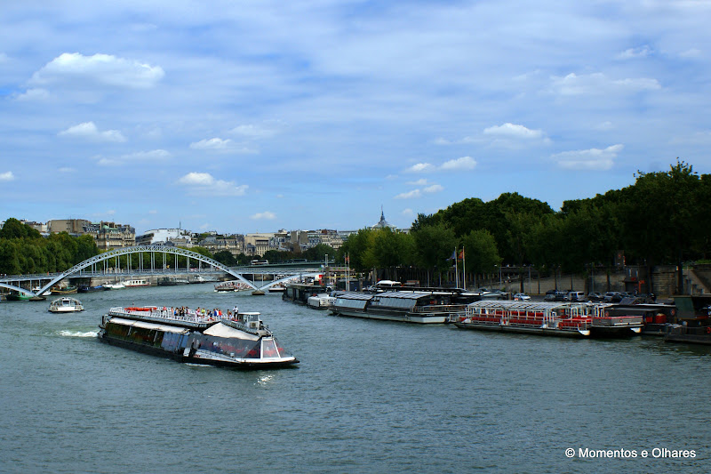 Paris, O rio Sena