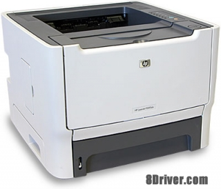 get driver HP LaserJet P2014n Printer