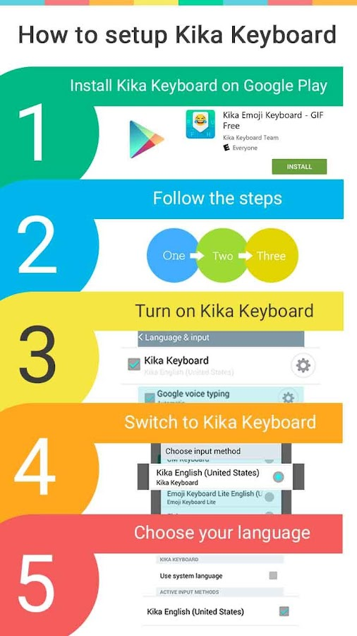 Neon-Light-Emoji-Kika-Keyboard 13