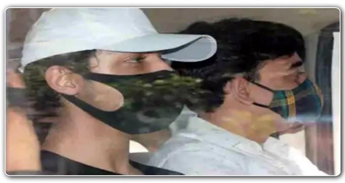 जेल में दिन बिता रहे आर्यन खान ने एनसीबी अधिकारी को ऐसी बात बताई कि एनसीबी अधिकारी भी हैरान