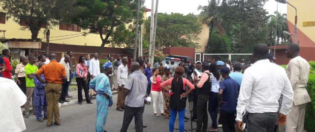 JAC Strike: Unilag postpones candidates' screening