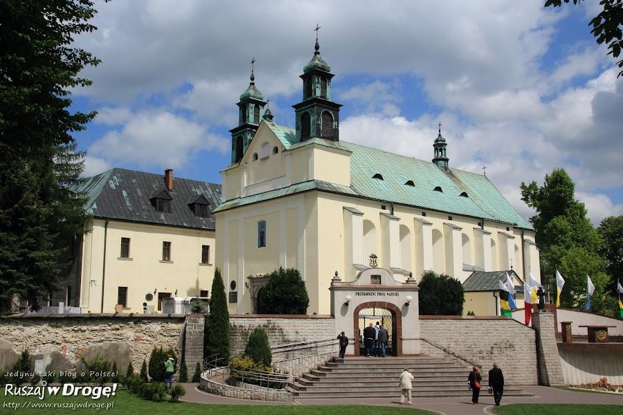 Sanktuarium Matki Boskiej Opiekunki Rodzin w Leśniowie