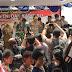 Di Natuna, Panglima TNI Dan Kapolri Beri Bansos Masyarakat Sekitar Tempat Observasi