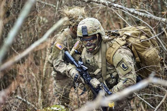 U.S Military Rescues Citizen From Bandits In Nigeria; Wish Our Lives Could Be Given Value By Their Nigerian Counterpart