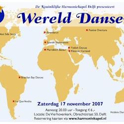 Wereld Dansen, Vierhovenkerk te Delft